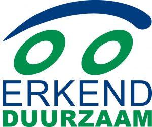 Logo Erkend Duurzaam
